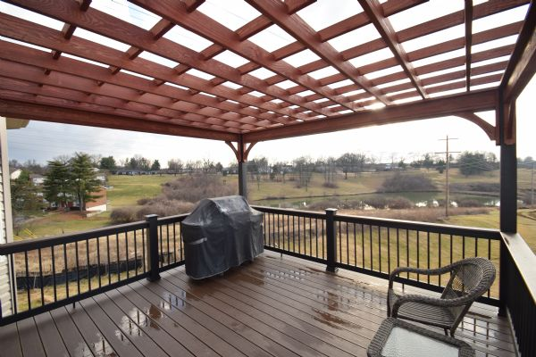 Deckorators Kingwood TimberTech Builder Rail St Louis