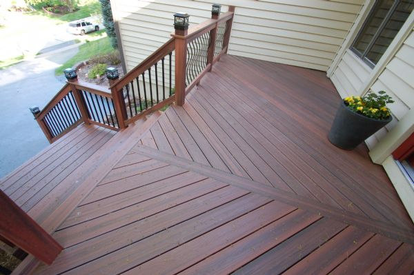 Envisions Shaded Auburn Deck Wildwood