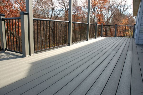 Evergrain Cape Cod Grey Deck St Louis