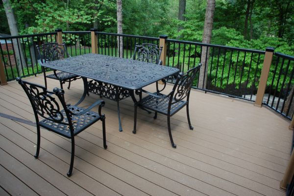 Evergrain Weathered Wood Deck St Louis