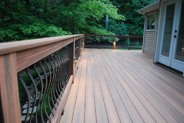 Fiberon Horizon Ipe Deck Chesterfield