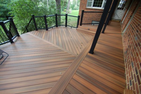 Fiberon Decks Gallery Page 1 California Custom Decks