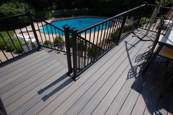 Deck Parts Railings Amp Staircases California Custom Decks