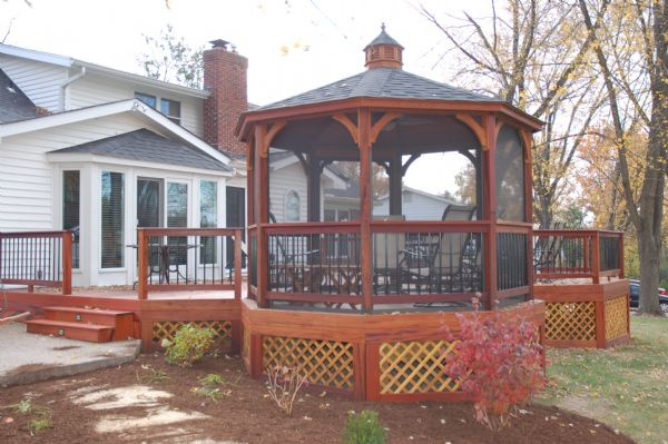 Gazebo Chesterfield