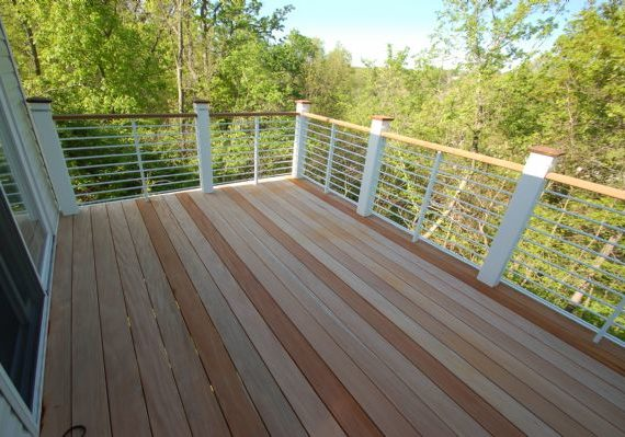 Mahogany Deck Webster Groves St Louis