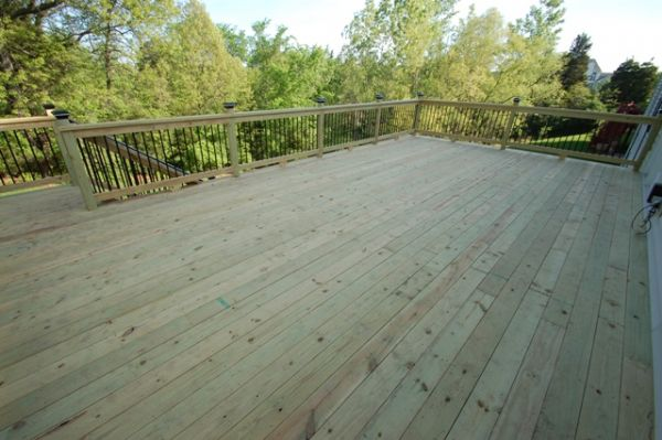 Pine Deck Wildwood St Louis