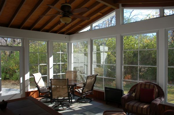 Sunrooms gallery page 2 california custom decks for Outdoor living kirkwood