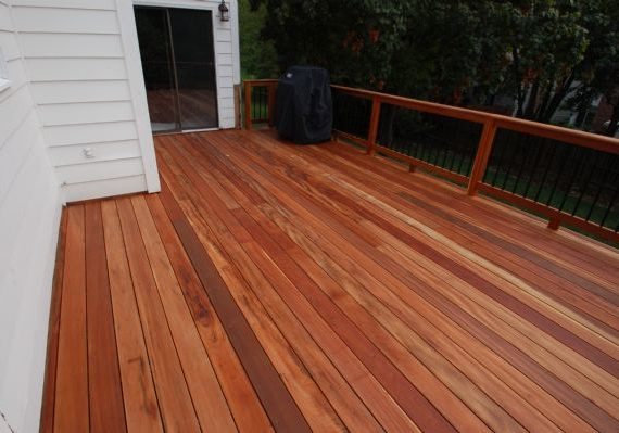 Tiger Deck Hardwood Chesterfield St Louis