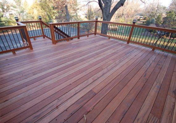 Tiger Deck Hardwood Frontenac St Louis