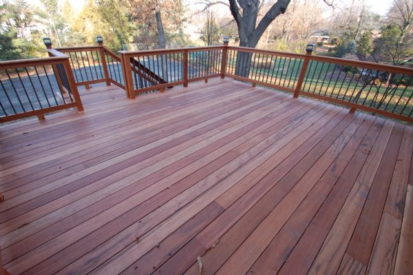 Tiger Deck Hardwood Frontenac St Louis