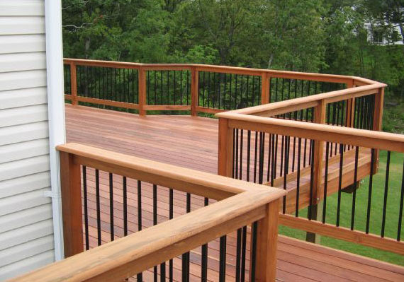 Tiger Deck Hardwood High Ridge St Louis