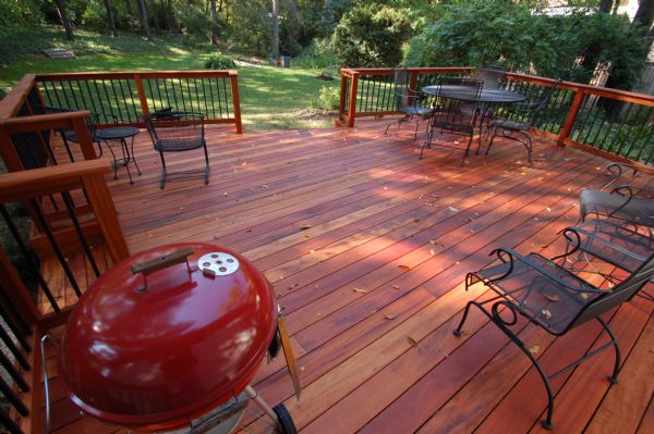 Tiger Deck Hardwood Kirkwood St Louis