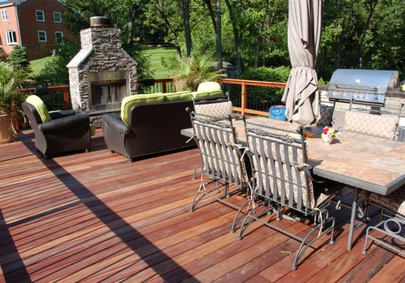 Tiger Deck Hardwood Richmond Heights StLouis