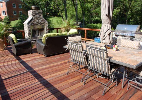Tiger Deck Hardwood Richmond Heights StLouis