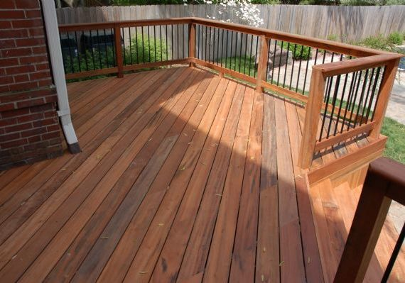 Tiger Deck Hardwood St Louis
