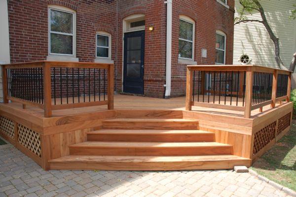Tiger Deck Hardwood St Louis