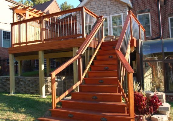 Tiger Deck Hardwood University City St Louis