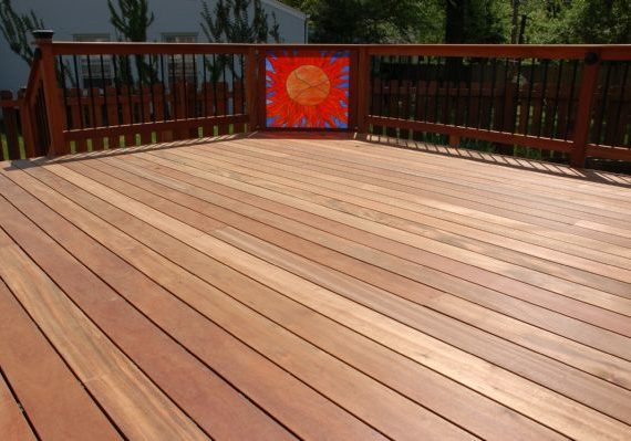 Tiger Deck Hardwood Webster Groves St Louis