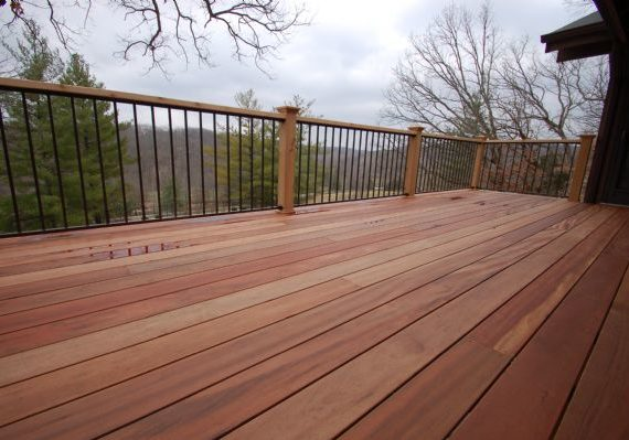 Tiger Deck Hardwood Wildwood St Louis
