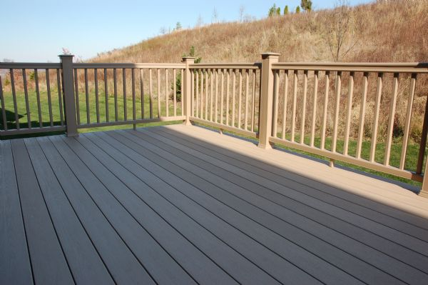 TimberTech XLM Sandridge Deck Chesterfield St Louis