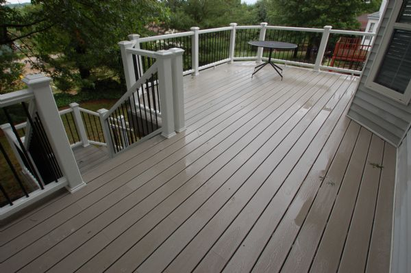 Trex Gravel Path Deck Imperial St Louis