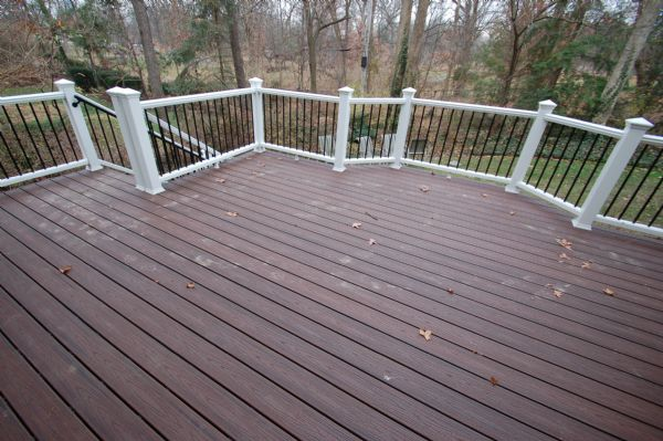 Trex Lava Rock Deck St Louis