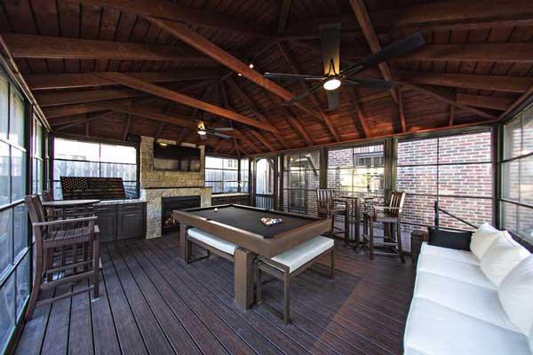 Outdoor Rec Room
