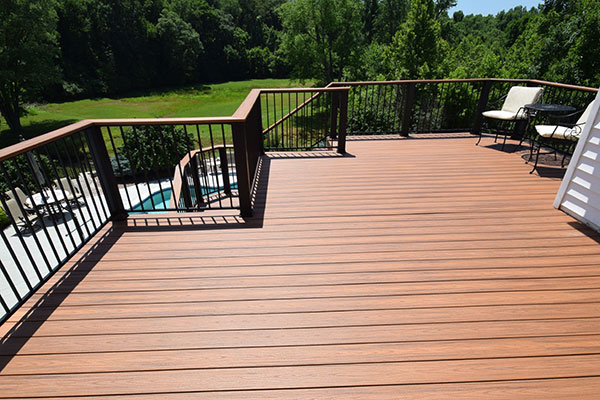 Photo gallery gallery image 282 california custom decks for Who makes tropics decking