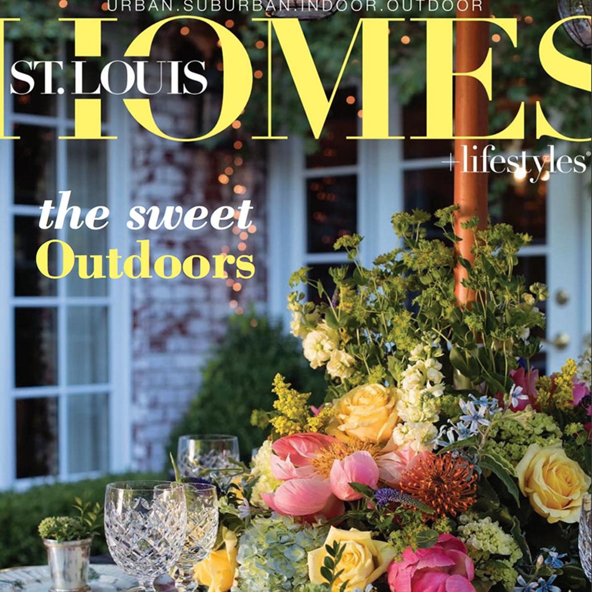 St. Louis Home & Lifestyles Magazine June 2018