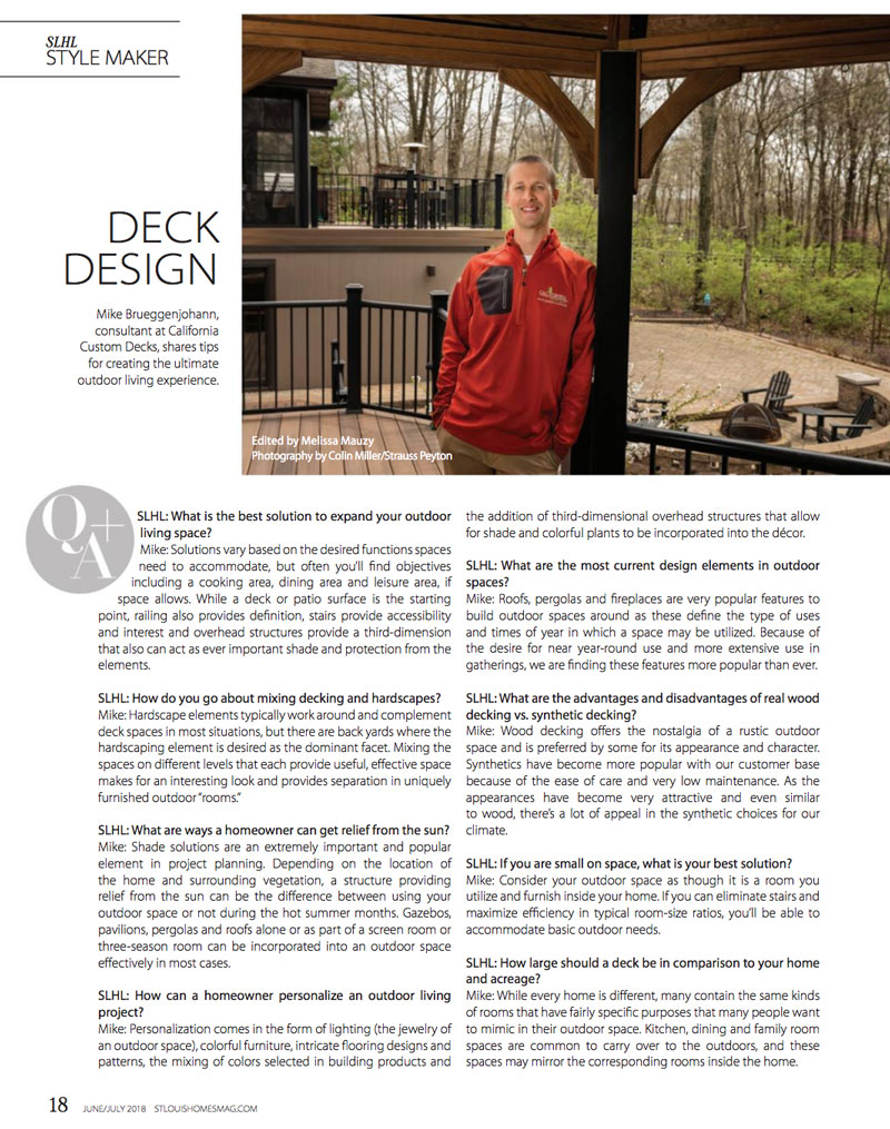 STL Home and Lifestyle June 2018
