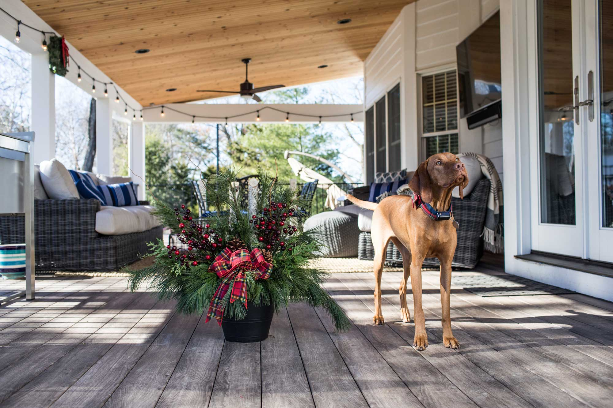 Calinfornia Decks Holidays