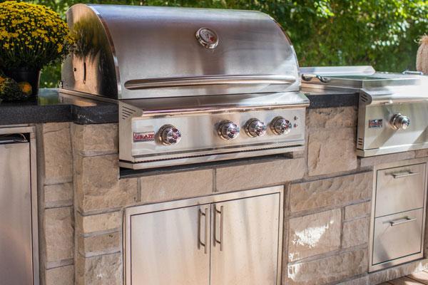 Caldecks Blaze grills